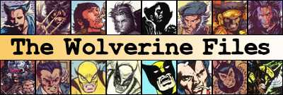 The Wolverine Files