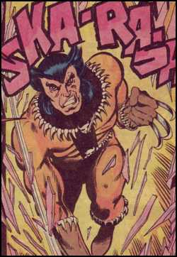 Wolverine as Fang