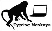 Typing Monkeys